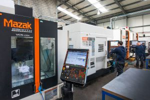 CNC 3-axis Milling
